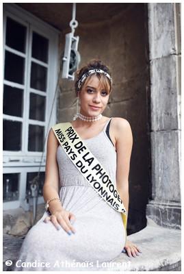Sharlène Candidate n° 9