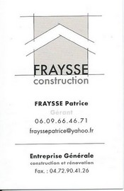 Fraysse Construction