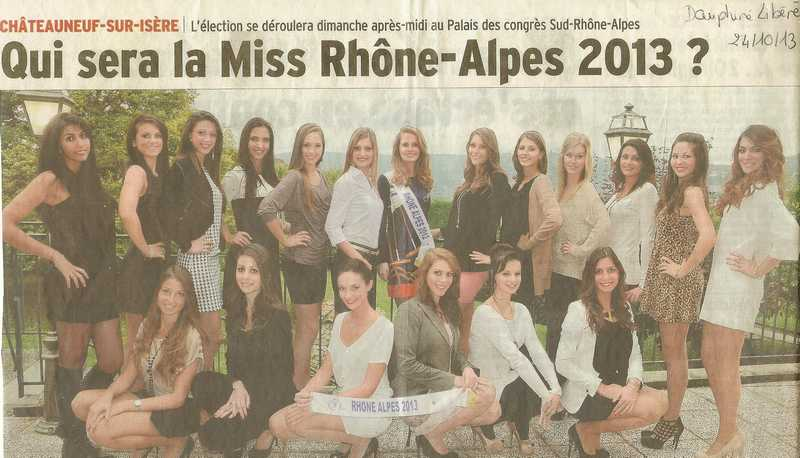 101 Qui sera la Miss RA 2013