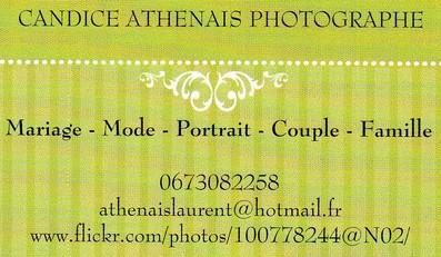Candice Athenais Photographe