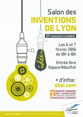 Salon des inventions de Lyon