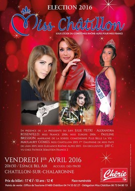 Miss Chatillon
