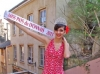 Séance photos avec Joy pour l'affiche 2012