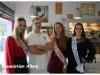 Tournée des commerçants de Saint Laurent d'Agny