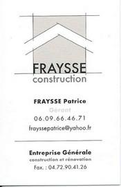 Fraysse Construction