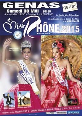 Miss Rhône 2015