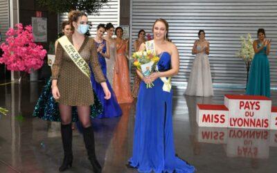 Résultats du Prix de la Photogénie de Miss Pays du Lyonnais 2020