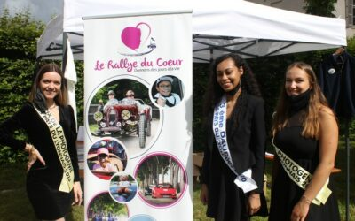 5 Juin – 1ère édition du Rallye du Cœur-Lyon au Château de Vertrieu à Vertrieu